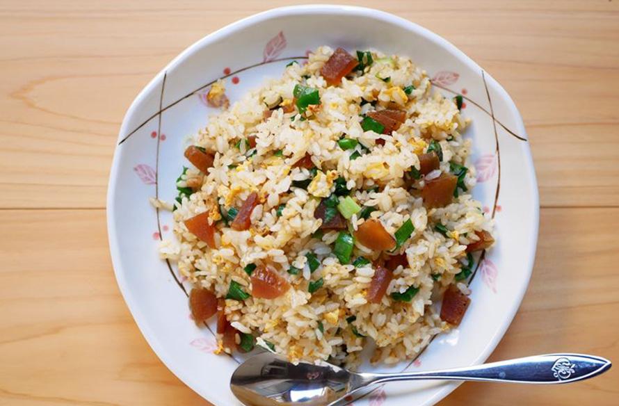 奈良漬のアレンジレシピ!いつもと違った味で楽しむポイント3つ|奈良漬チャーハン