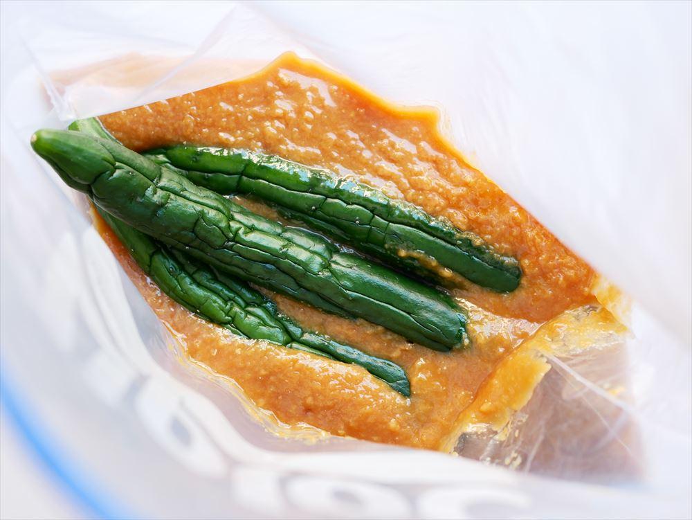奈良漬の作り方 少量・短期間 ビニール袋で作る簡単あっさり奈良漬にチャレンジ!|奈良漬の作り方