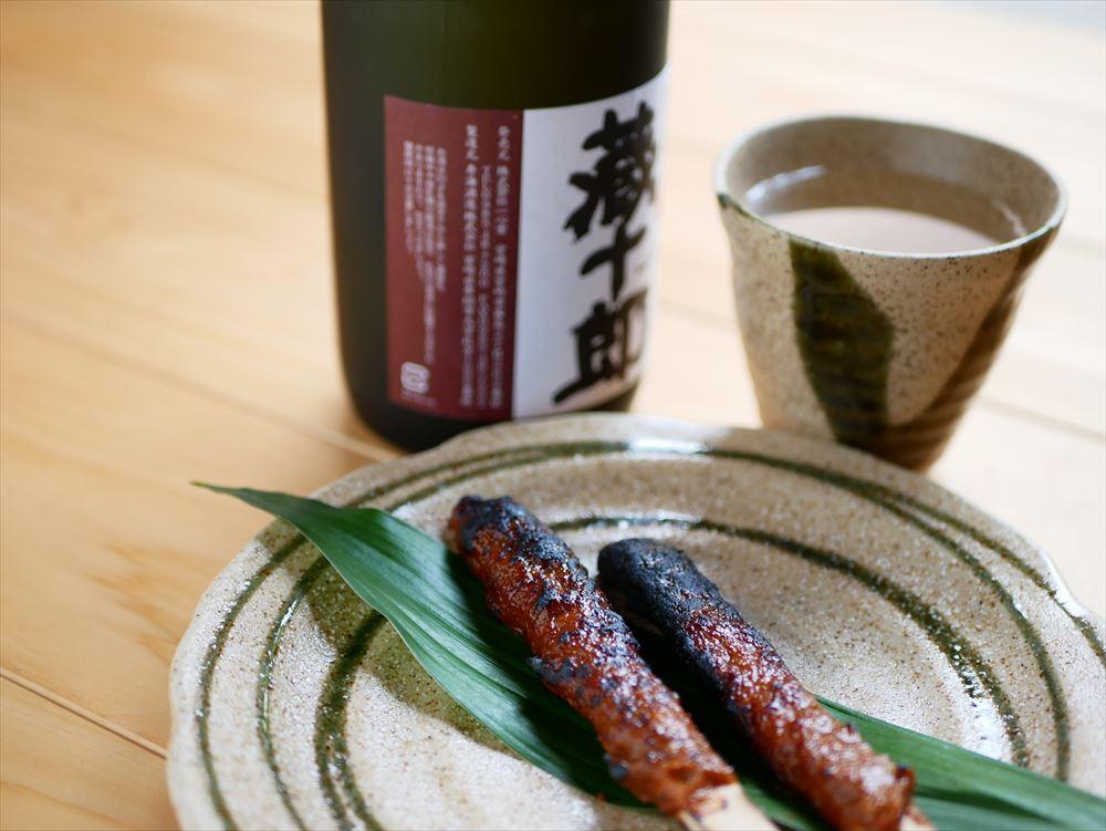 奈良漬の酒粕は再利用できる!おいしい料理レシピのご紹介|火で炙っておつまみに。