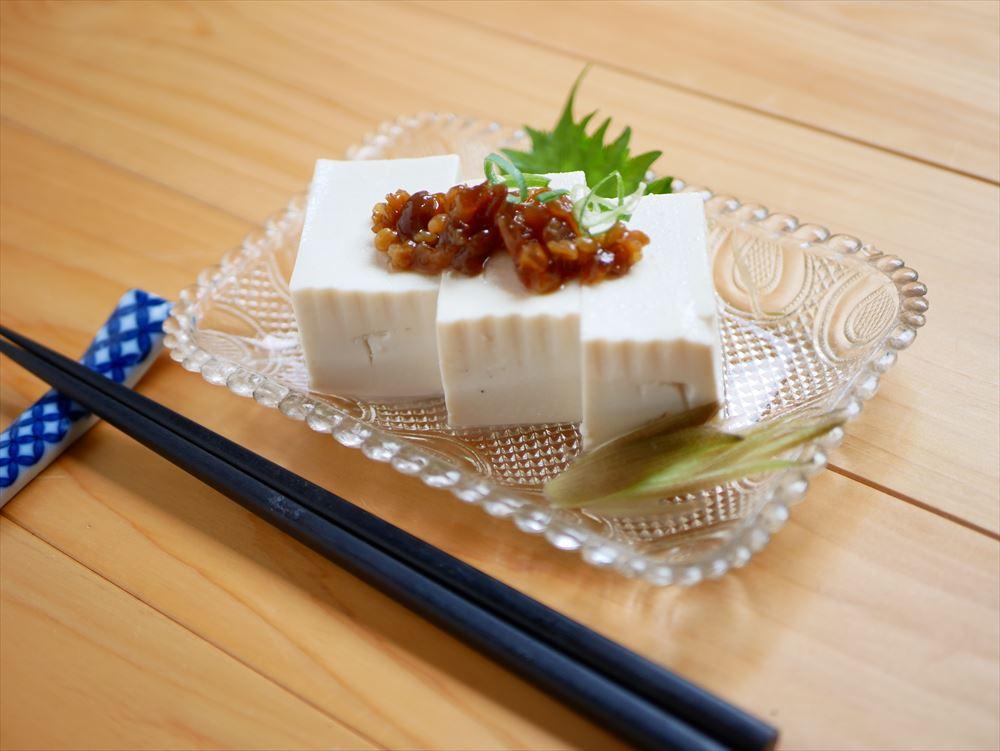 奈良漬アレンジ!夏に美味しいきざみ奈良漬簡単レシピ3選|冷ややっこ