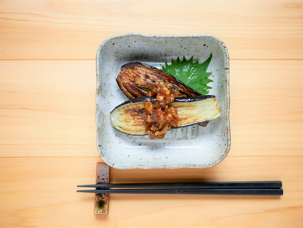 冬こそ美味しい!きざみ奈良漬アレンジレシピ│みそを溶かしながら混ぜたらできあがり。